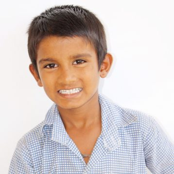 Click here to sponsor Jaani. Hi, my name is Jaani! When I was little, my father died. My mom began forcing me to work on the streets to financially provide for her and my other four siblings. My uncle got very upset and took my siblings and me away from her. However, he was unable to take care of us because he is at work all day and I would play on the roads. My family is also Muslim, but after coming to live in Project I Am Rescue Homes, I am learning about Jesus as my Savior.